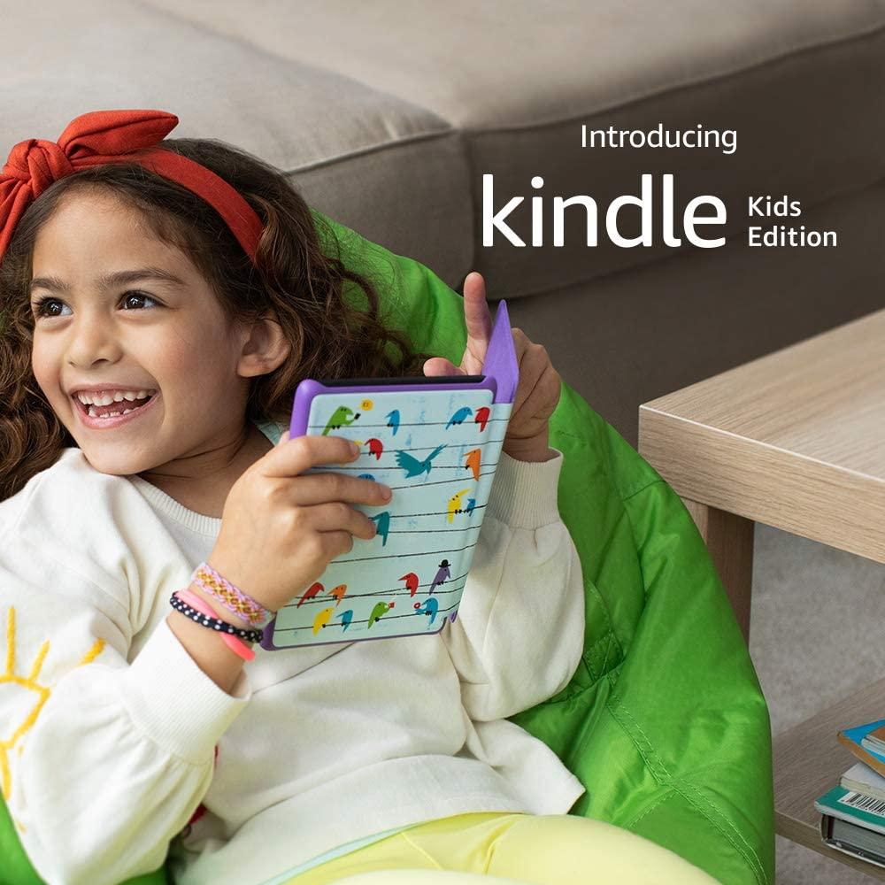 Máy đọc sách All-new Kindle Kids Edition - Hàng nhập khẩu