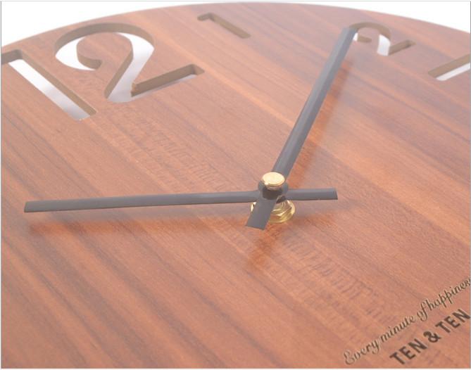 Đồng hồ treo trường JONIQI/ĐH07 phong cách châu âu trang tri phòng khách , phòng ngủ , khách sạn cực sang trọng