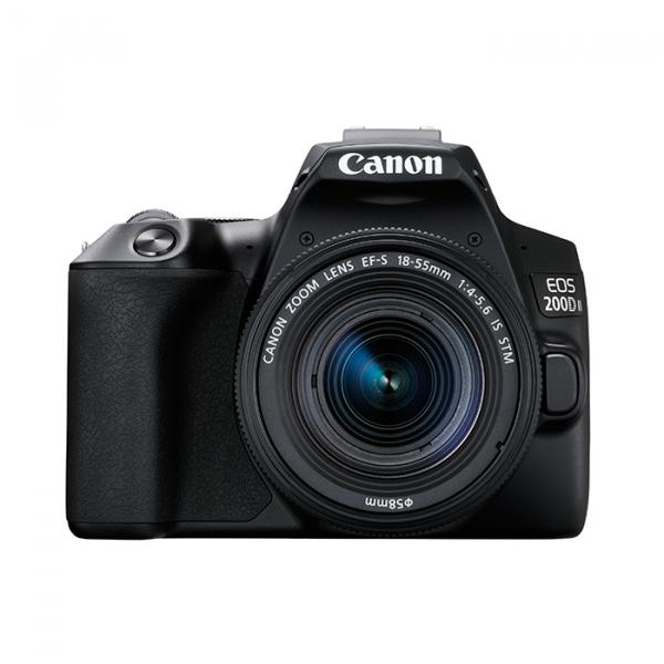 Canon EOS 200D Mark II Kit 18-55mm IS STM - Chính Hãng