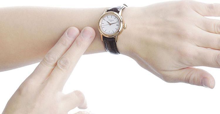 Đồng Hồ Nữ Dây Da Tissot T085.210.36.011.00 (29.5mm) - Nâu