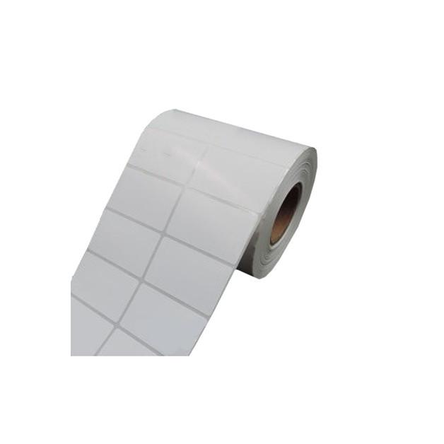 Decal in nhiệt, tem nhãn, 2 tem 35x22mm, 2500 tem/ cuộn