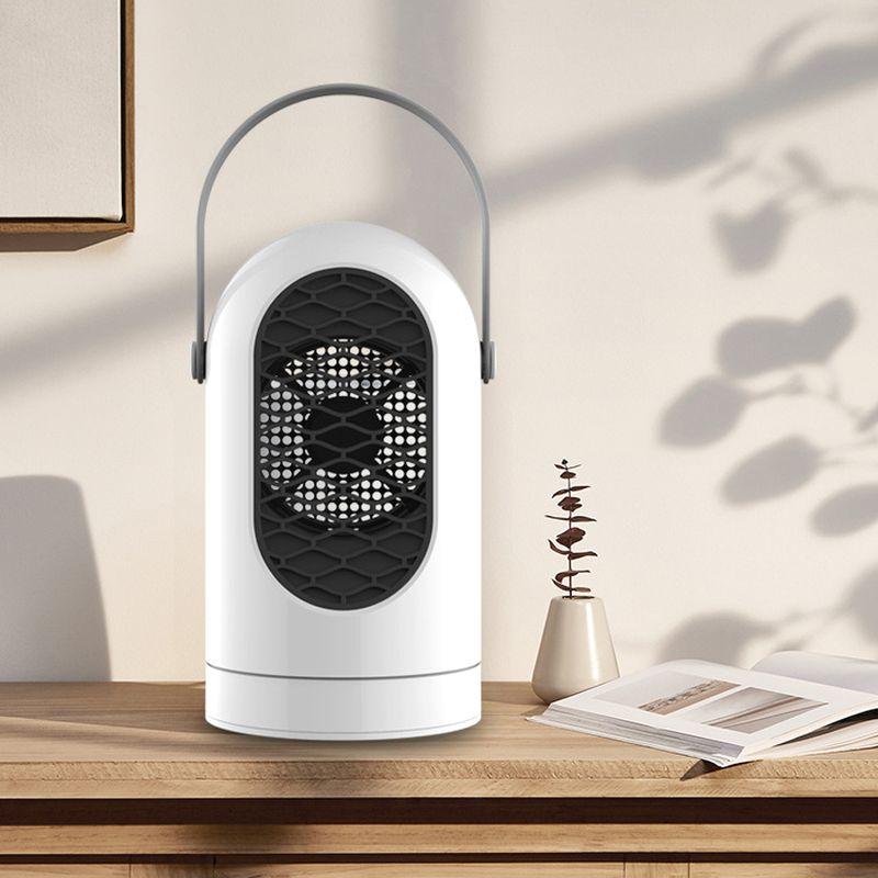 Máy sưởi mini chạy điện, xoay 40 độ dành cho văn phòng, phòng làm việc, phòng ngủ - Hàng chính hãng cao cấp GS00889