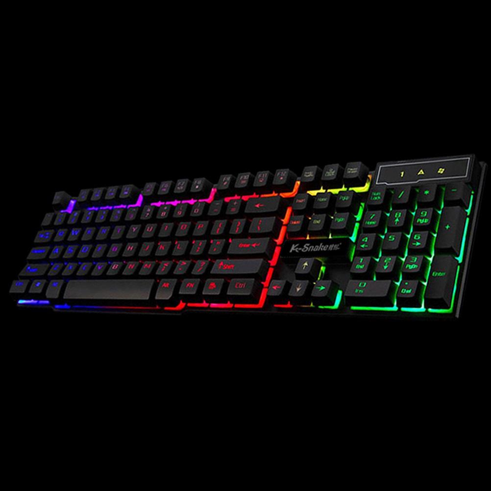 Bàn phím chuyên Game K4  Led 7 màu