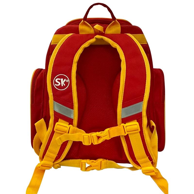 Ba Lô Chống Gù Fire Super Team B-012 - Màu Đỏ