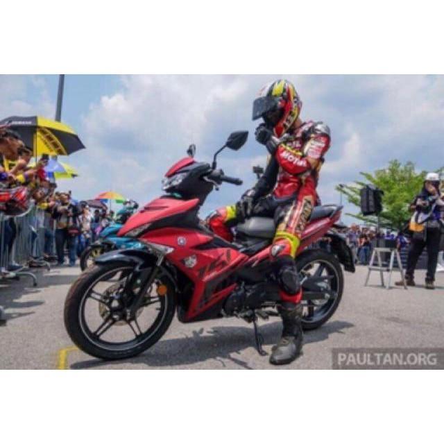 Tem dành cho xe exciter 150 y15zr malay 2019 (bộ)