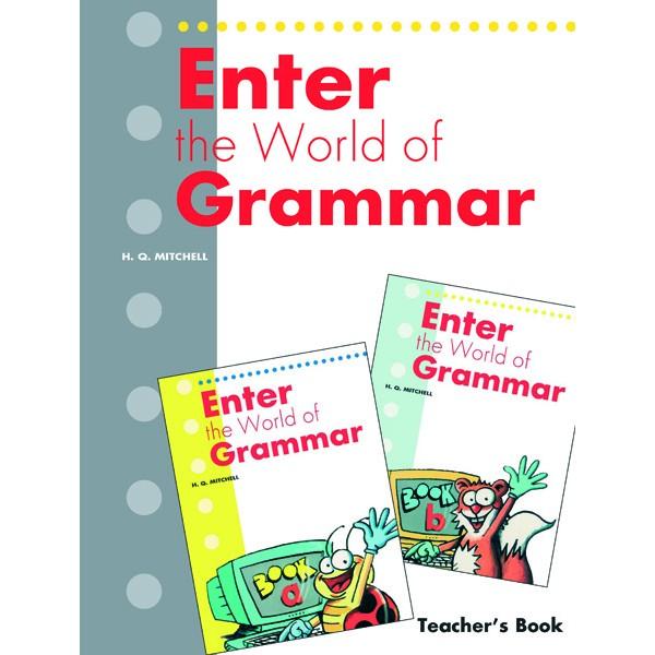MM PUBLICATIONS: Enter The World Of Grammar Teacher's Book