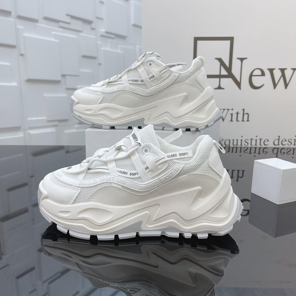 Giày thể thao nam, giày sneakers Trắng designed sport 1979 CB9601