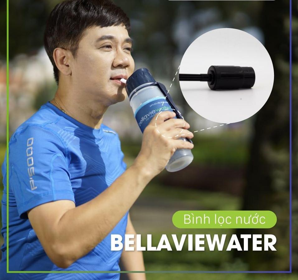 Lõi Bình Lọc Nước Cầm Tay BellaVie Water