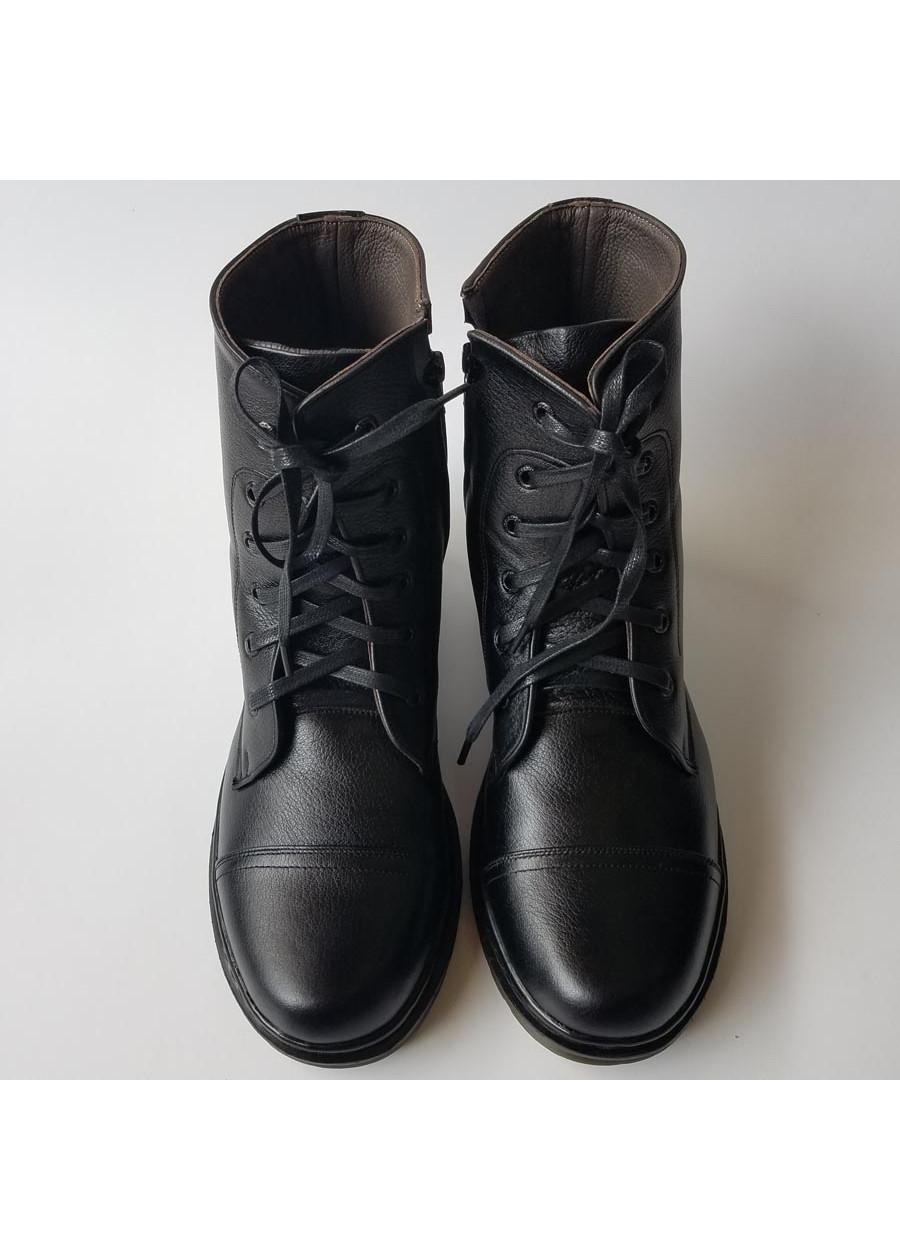 Giày Bốt Nam Da Bò Thật Cao Cấp GB01