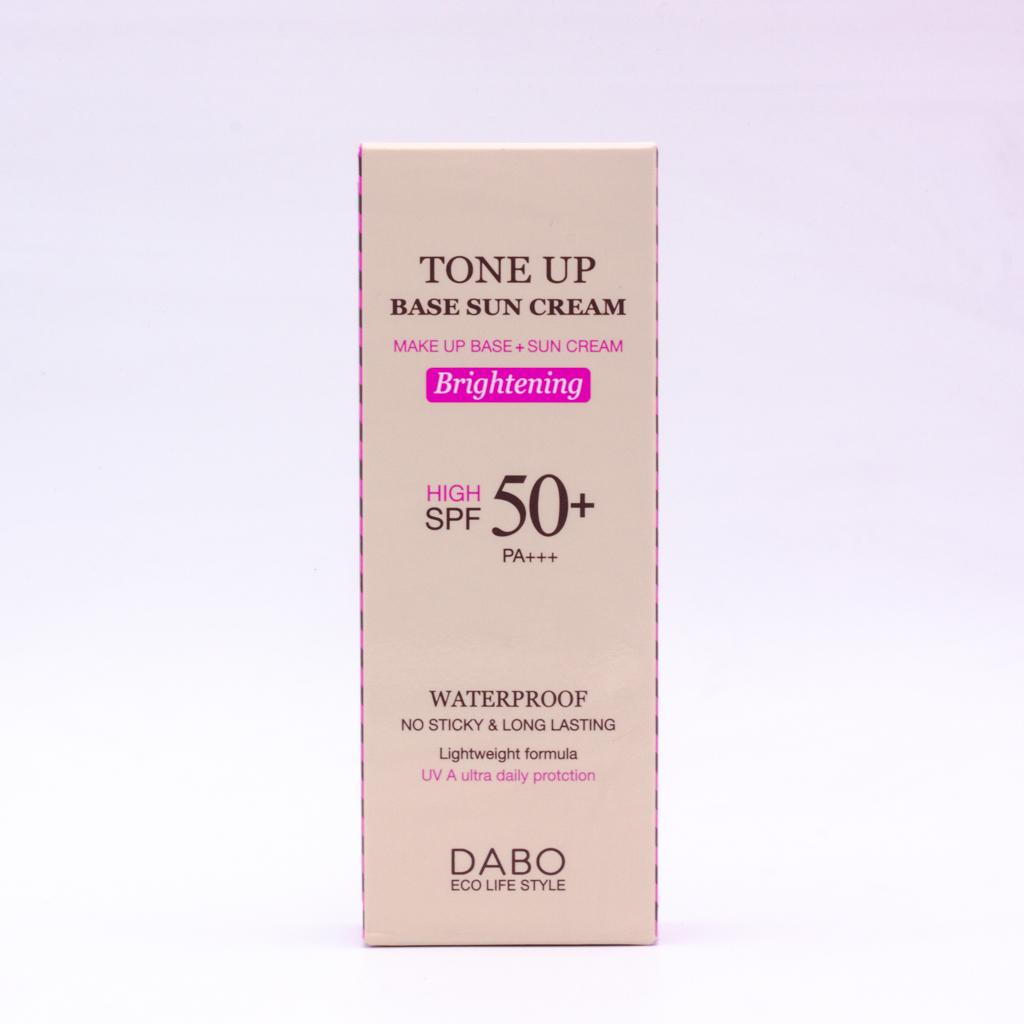 Kem chống nắng lót nền trang điểm cao cấp Hàn Quốc Dabo Tone-Up (70ml)