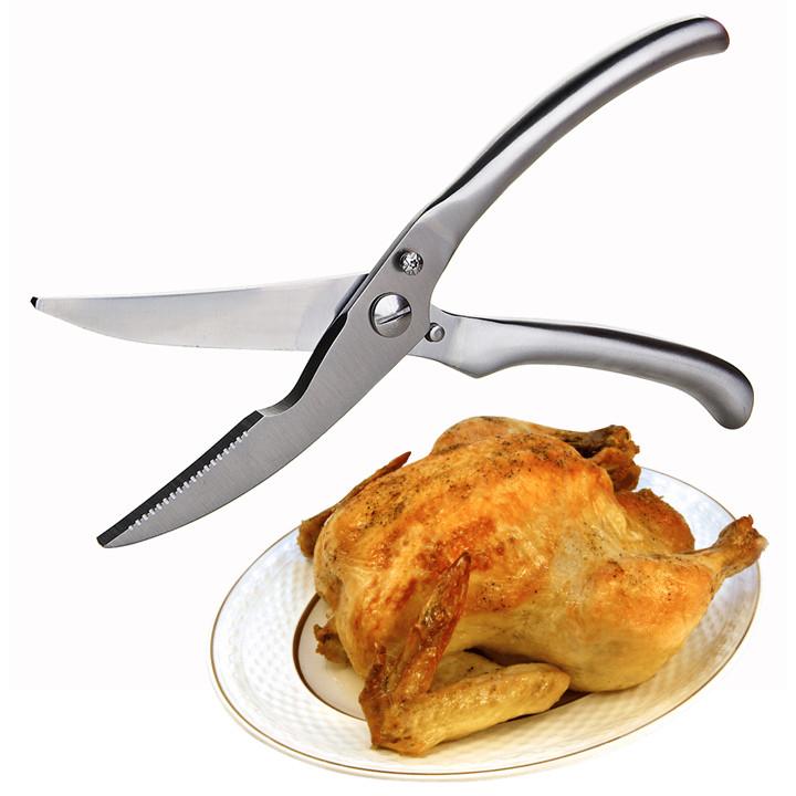 Kéo Bếp Đa Năng, Kéo Cắt Thịt Gà Vịt