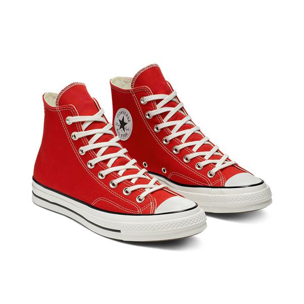 Giày Converse Chuck 70 Enamel Red Hi top - 164944C