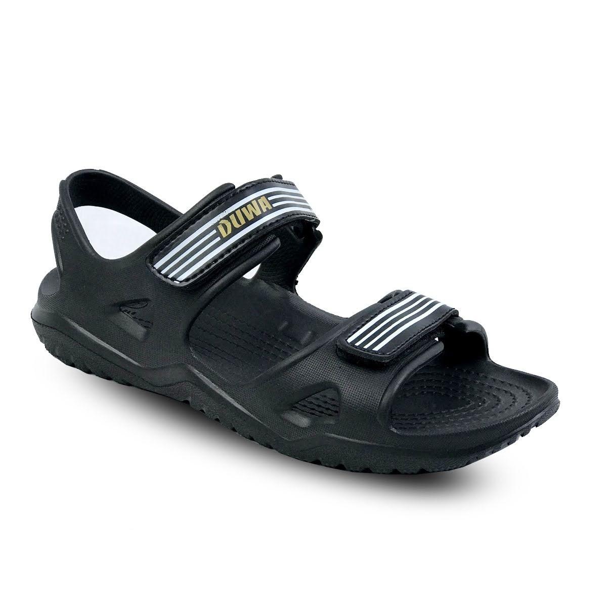 Giày sandal nam siêu nhẹ hiệu Duwa thích hợp mang đi học DH34