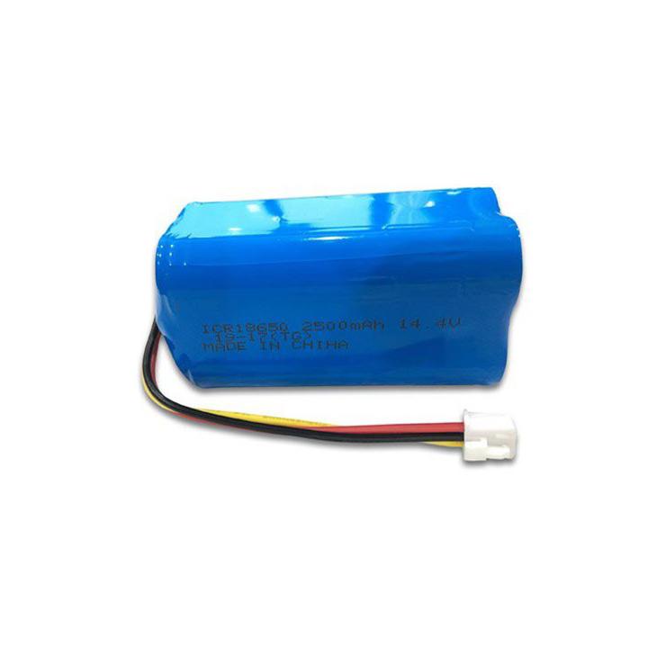 Pin thay thế - Phụ kiện Robot hút bụi thông minh ABIR X6 - Hàng chính hãng