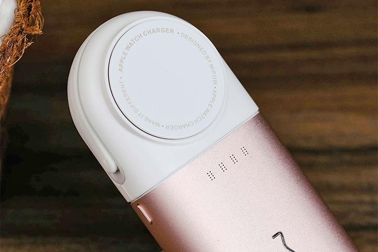Pin Sạc Dự Phòng MiPow PowerTube Apple Watch 6000mAh - Hàng Chính Hãng