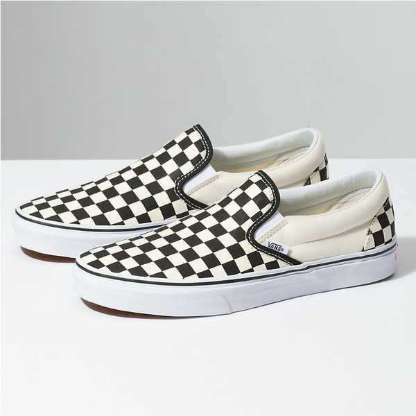Giày Vans Classic Slip-On Checkerboard - VN000EYEBWW
