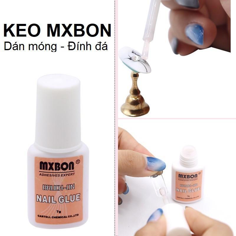KEO MXBON - ĐÍNH ĐÁ, GẮN MÓNG-BYH026