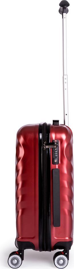 Vali nhựa dẻo Travel King FZ126 (20 inch) – Đỏ Đô