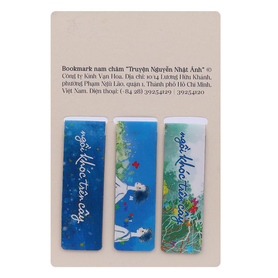 Bookmark Nam Châm - Ngồi Khóc Trên Cây