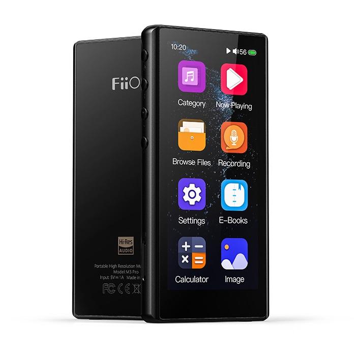 Máy nghe nhạc Hi-res màn hình full cảm ứng FiiO M3 Pro - Hàng Chính Hãng