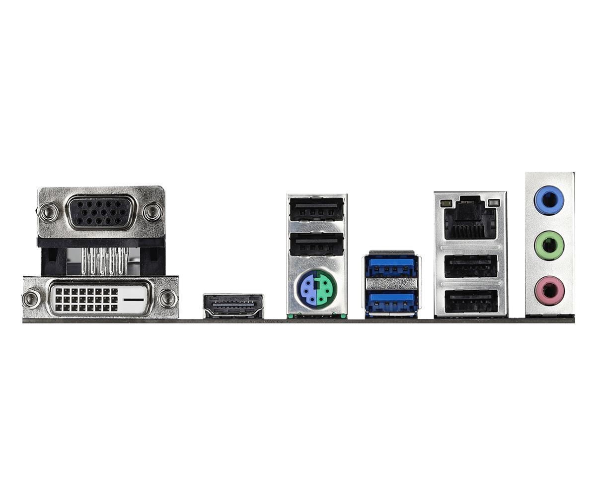 Bo mạch chủ Mainboard ASRock H410M-HDV Socket 1200 - Hàng Chính Hãng