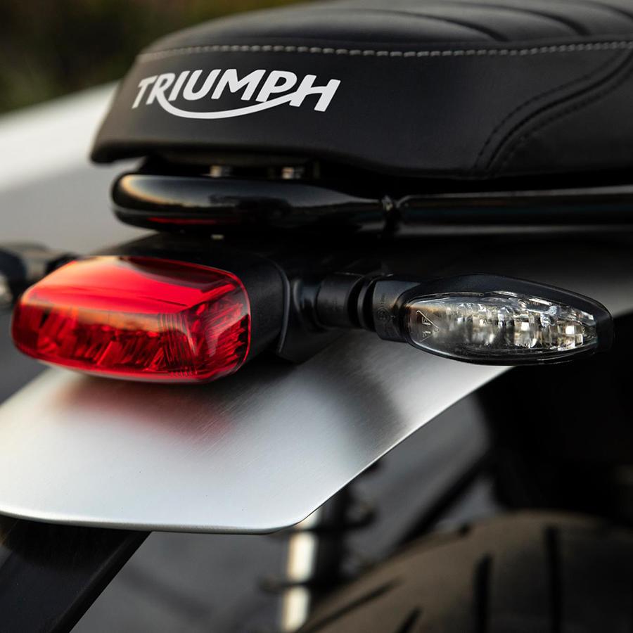 Xe Môtô Triumph Speed Twin - Bạc Xám
