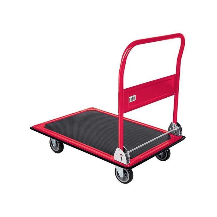 Xe Đẩy Hàng 4 bánh Tải trọng: 300kg Kích thước: 90x60x85 mm  Truper - 49907 -   DIA-300P