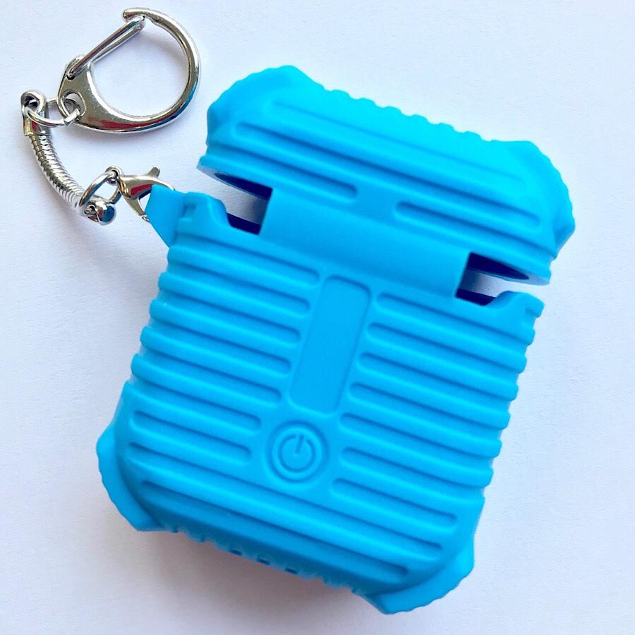 Bao silicone cho Apple AirPods Pot Pocket chống sốc - Hàng Nhập Khẩu