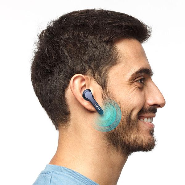 Tai Nghe Bluetooth Không Dây VIVAN T200 – Chip Driver Titanium Alloy, Sử Dụng Trong 22H, Chống Nước IPX4, Cảm Ứng 1 Chạm - HÀNG CHÍNH HÃNG
