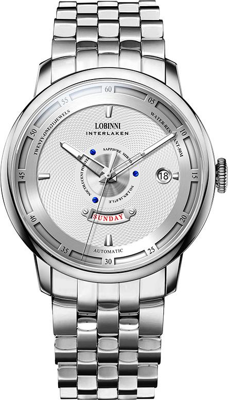 Đồng hồ nam chính hãng Lobinni No.1807-7