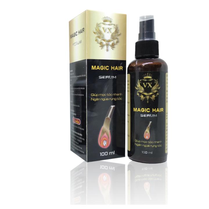 Magic Hair Serum - Chai xịt hỗ trợ mọc tóc nhanh, chống hói đầu