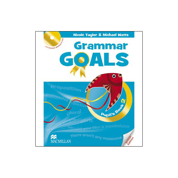 Grammar Goals: Pupil's Book Pack Level 2