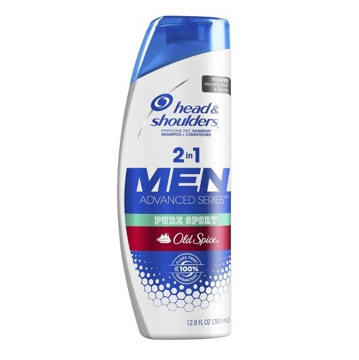 Dầu gội và xả Head & Shoulders Men 2in1 Old Spice Pure Sport 380ML