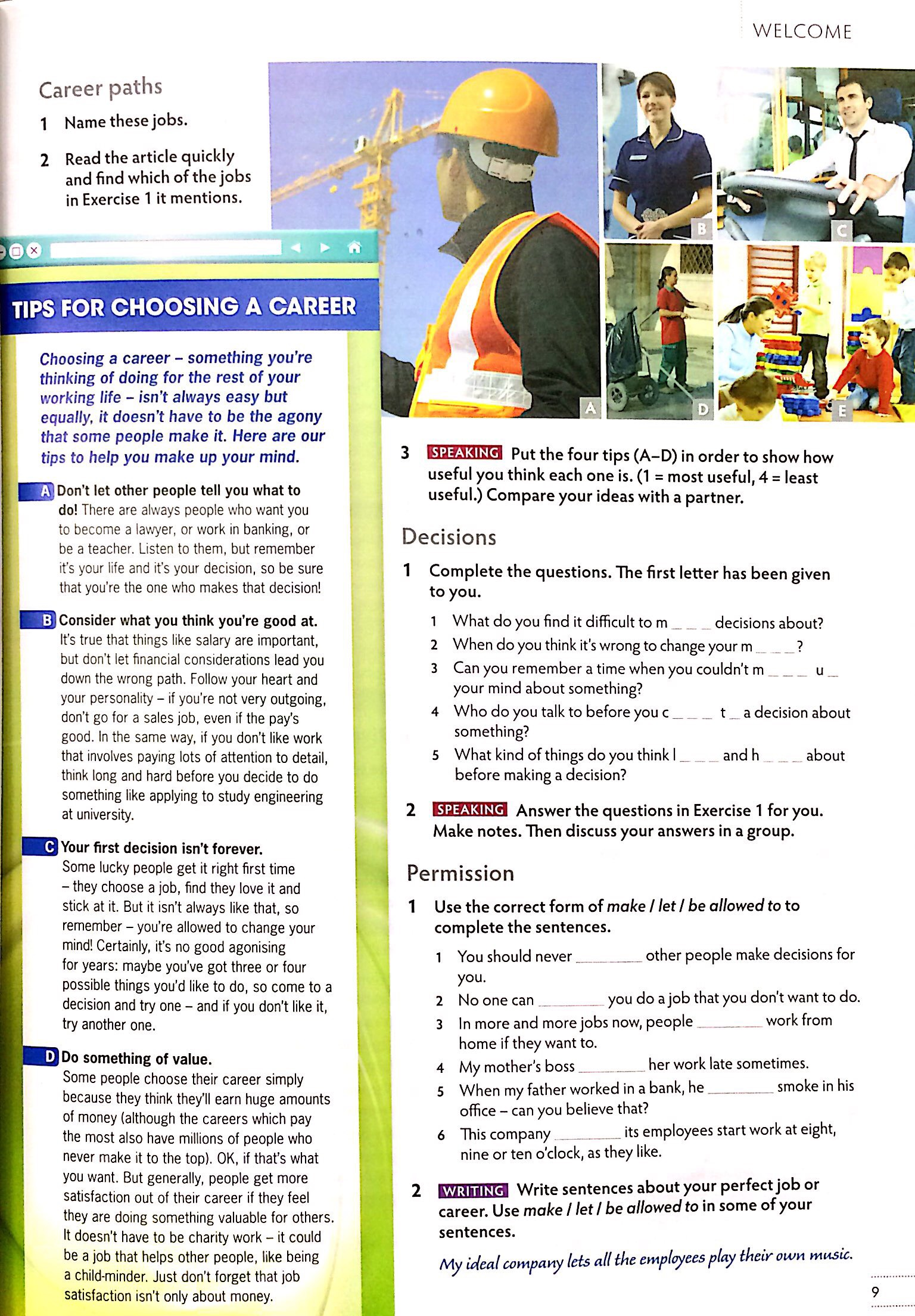 Think Student's Book Level 4 (B2)