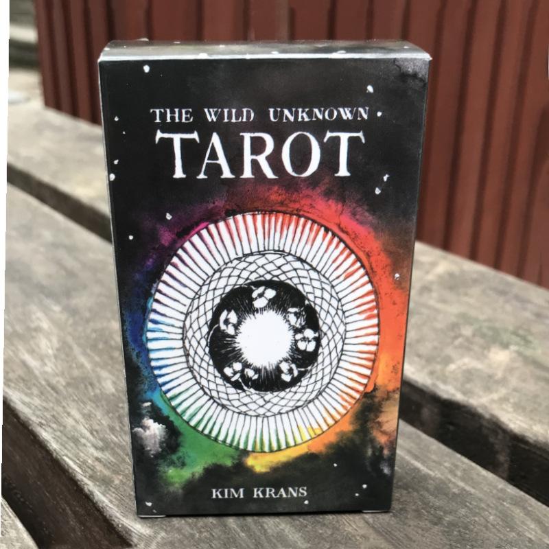 Bộ Bài Bói The Wild Unknown Tarot Cao Cấp