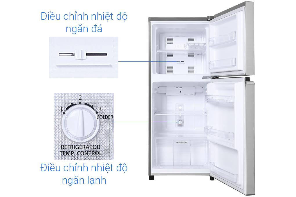 Tủ lạnh Panasonic Inverter 170 lít NR-BA190PPVN - Hàng chính hãng (Chỉ giao tại Thái Bình)