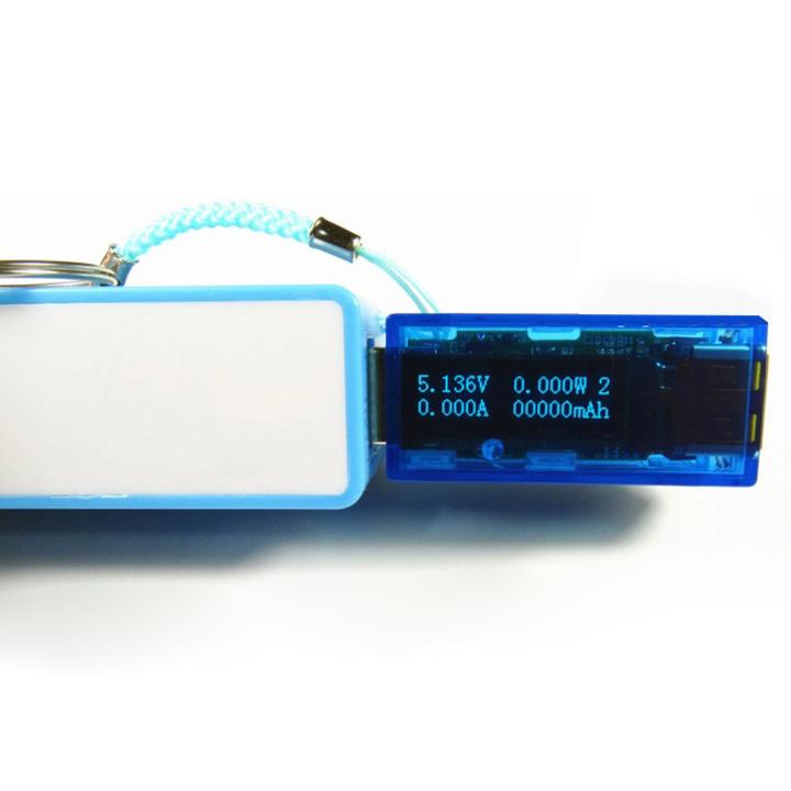 USB đo dung lượng pin V2, hiển thị số kỹ thuật