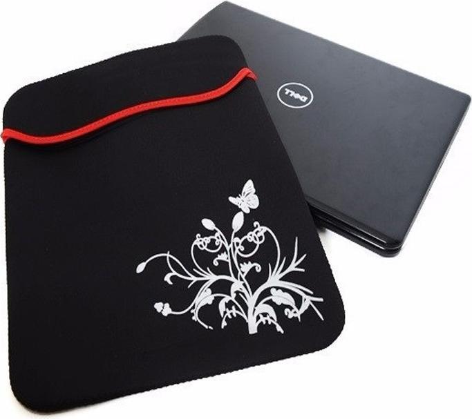 Túi chống sốc có hoa văn PD cho laptop Mac Pro 13 - 14 inc