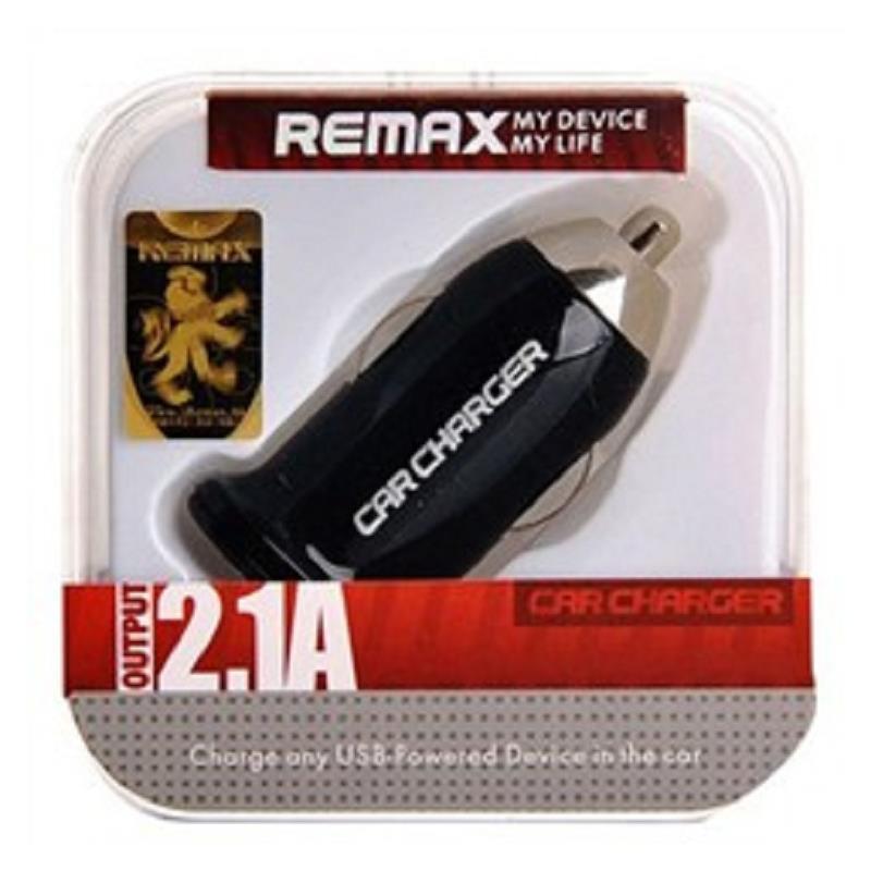 Sạc xe hơi Remax 2.1A - Hàng Nhập Khẩu
