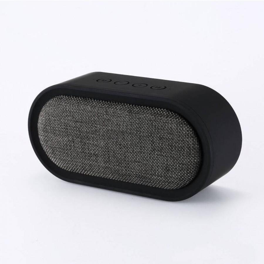 Combo Loa Nghe Nhạc Bluetooth Remax RB-M11 + Tặng 1 Bao Đựng Cáp Sạc - Hàng Chính Hãng