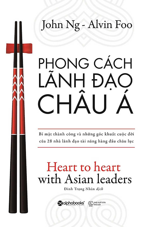 Combo 2 Cuốn: Phong Cách Lãnh Đạo Châu Á + Spark Nhà Lãnh Đạo Thế Hệ Mới