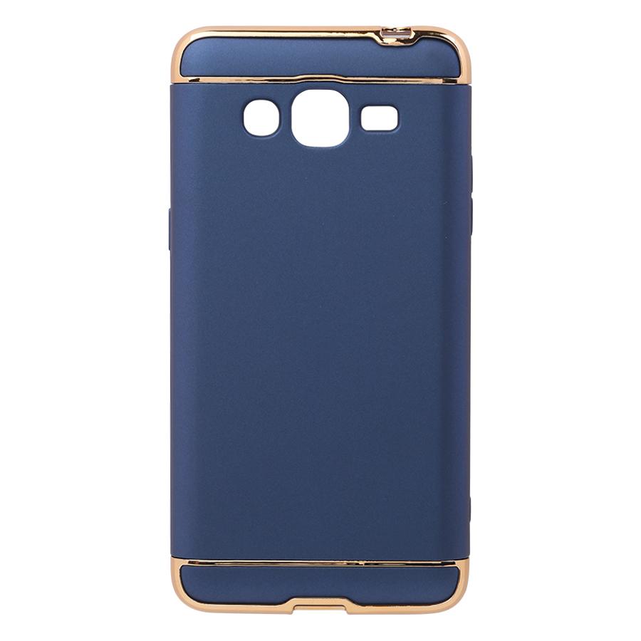 Ốp lưng dành cho Samsung J3 2017J320 ráp 3 mảnh - Sản phẩm có 4 màu - 1 Xanh
