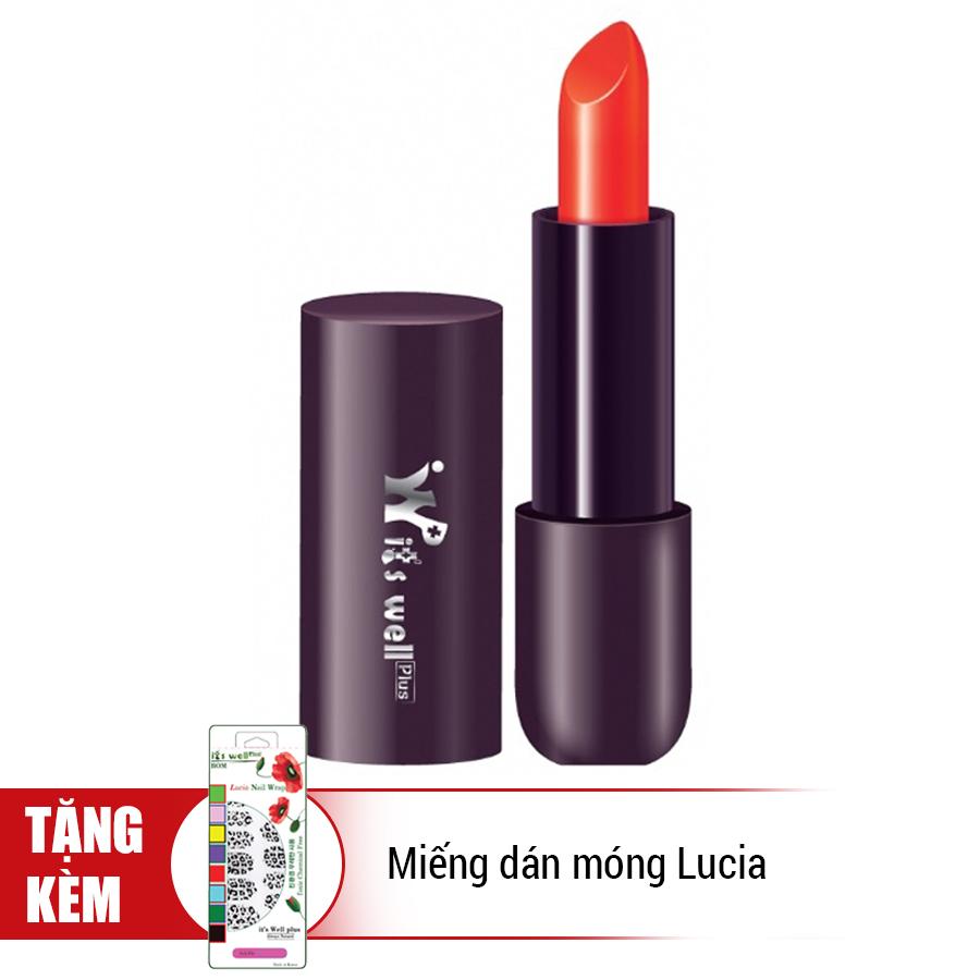 Son Lì It's Well Plus Lipstick Infinite Supreme Semi Matte 3.7g