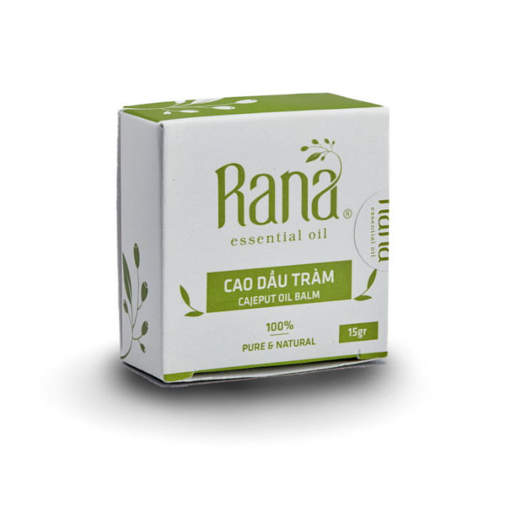 Cao Tinh Dầu Tràm Rana - 50gr