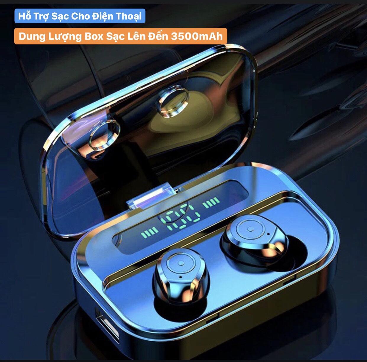 Tai Nghe Bluetooth 5.1 Nâng Cấp Nhiều Tính Năng M7