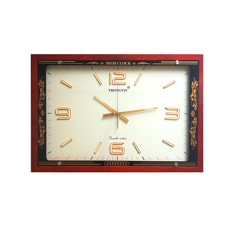 Đồng hồ treo tường sang trọng Trọng Tín 2118