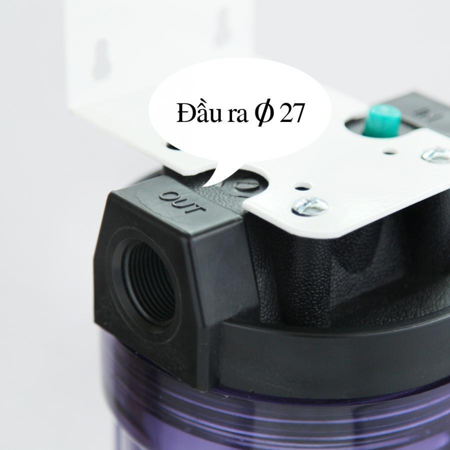 Bộ lọc nước sinh hoạt 2 cấp lọc 20inch Yamato YMTH20-2T