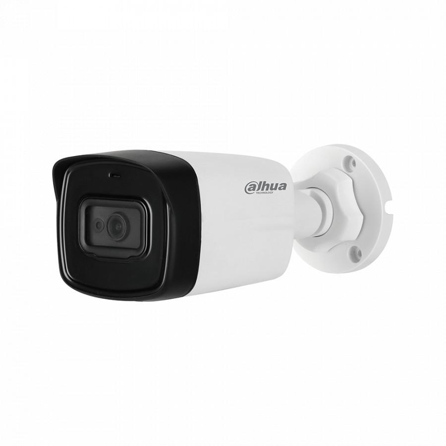Camera HD-CVI thân trụ 4.0 Mega Pixel hồng ngoại 30m ngoài trời Dahua HAC-HFW1400SP - Hàng nhập khẩu