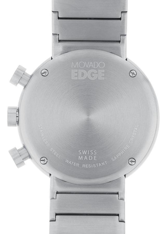 Đồng Hồ Nam Dây Kim Loại Movado 3680010 (42mm) - Mặt Xanh Dương