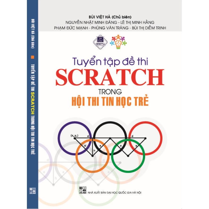 Tuyển tập đề thi Scratch trong Hội thi Tin học trẻ
